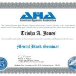 Mental Bank Certificate