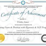 Fears Certificate