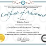 Mindfulness Certificate
