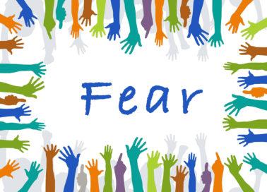 Fear+hands